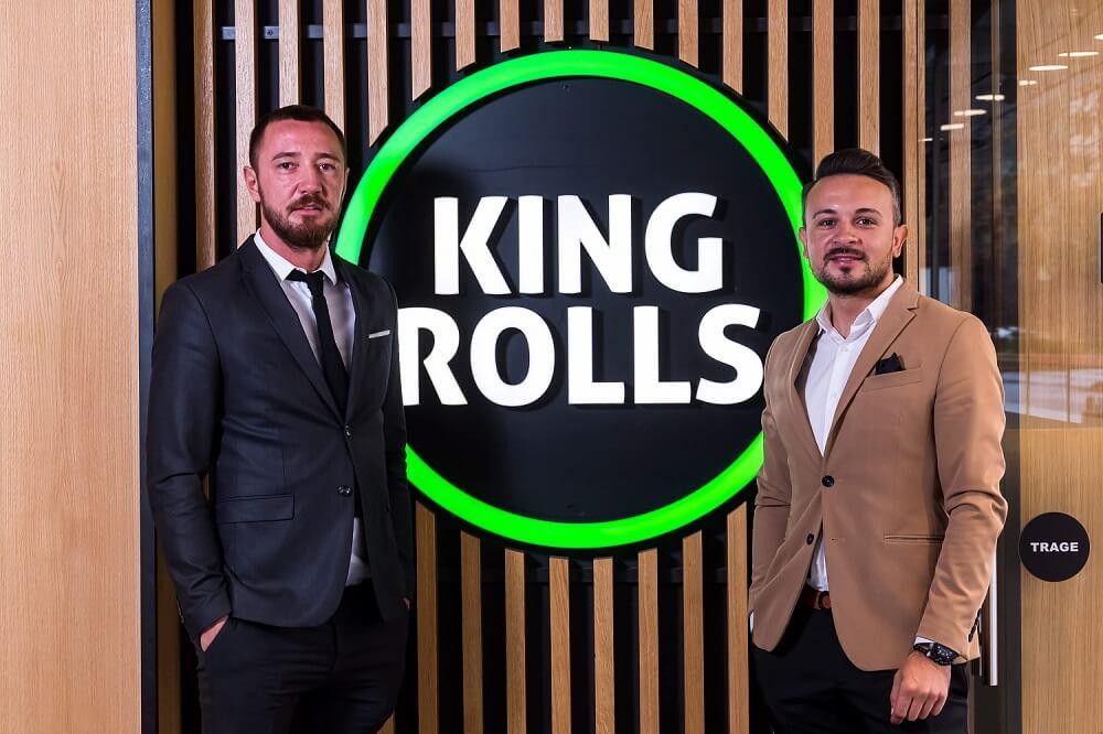 king rolls fast food bucuresti